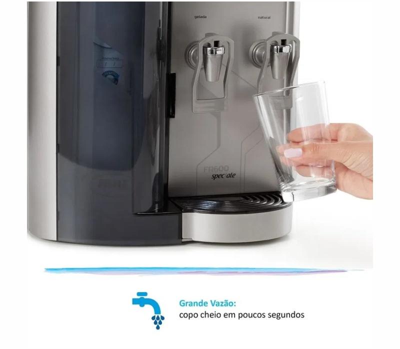 Purificador de Água FR600 Speciale Prata 2